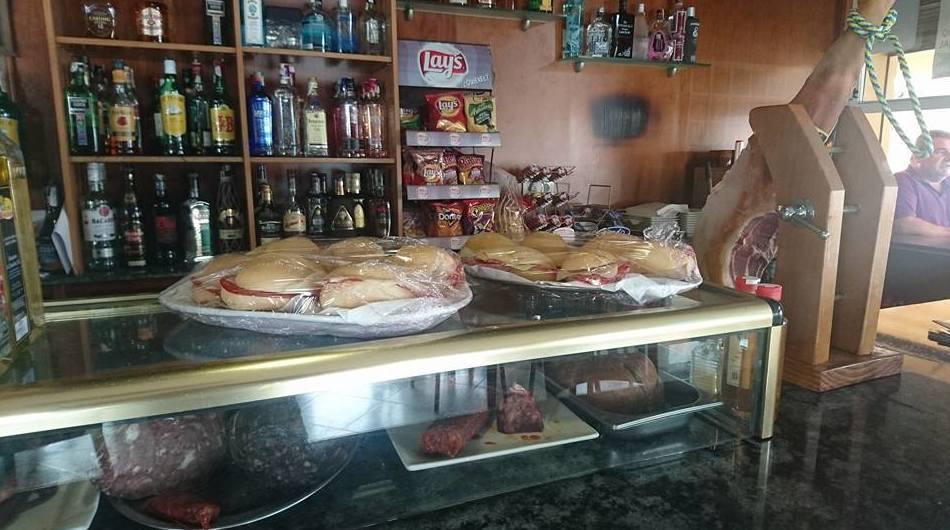 Bar junto a Lorca