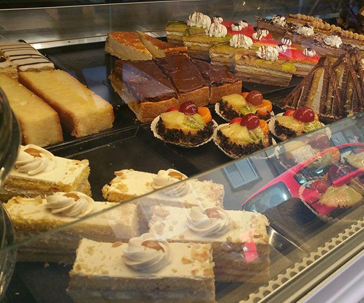 Dulces y pasteles artesanales en Agüimes