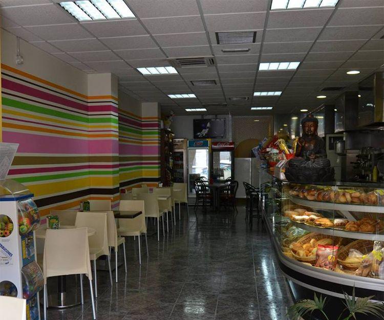 Pastelería cafetería en Agüimes