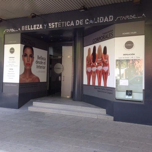 Starbela - Tu Centro de Estética Avanzada en Vallecas - Fotodepilación IPL, Láser Diodo, Criolipólisis, Láser Lipolítico...