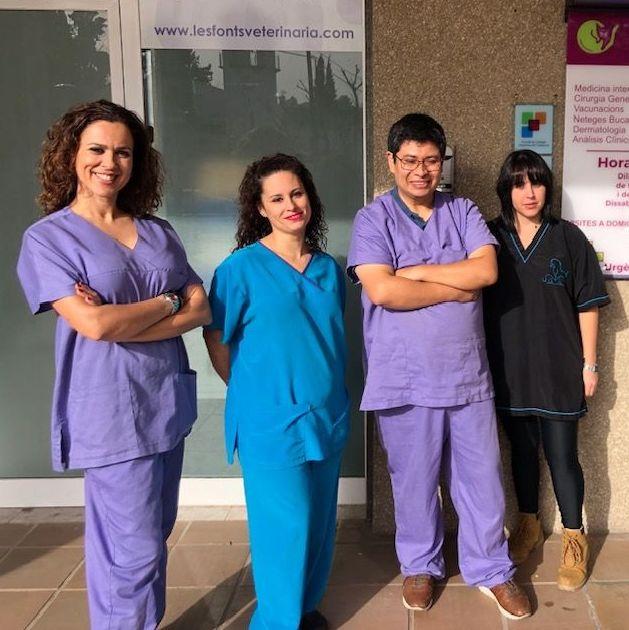 Foto 7 de Veterinarios en  | Les Fonts Veterinaria
