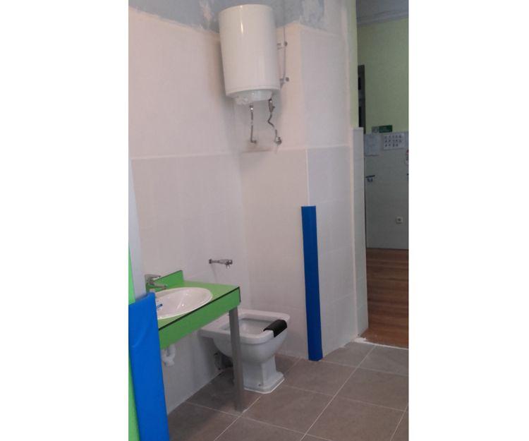 Reforma de baños a particulares
