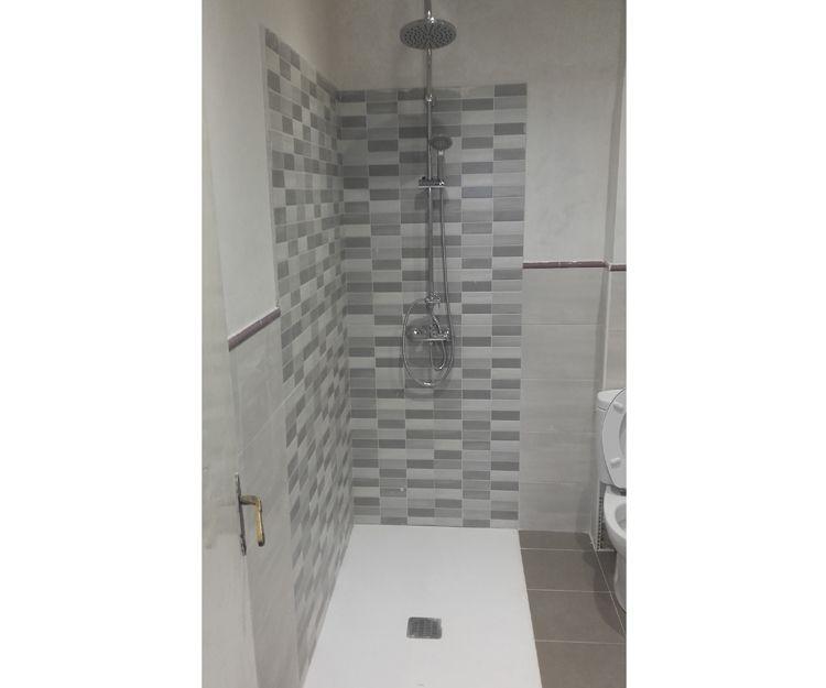 Instalación de platos de ducha en Burgos