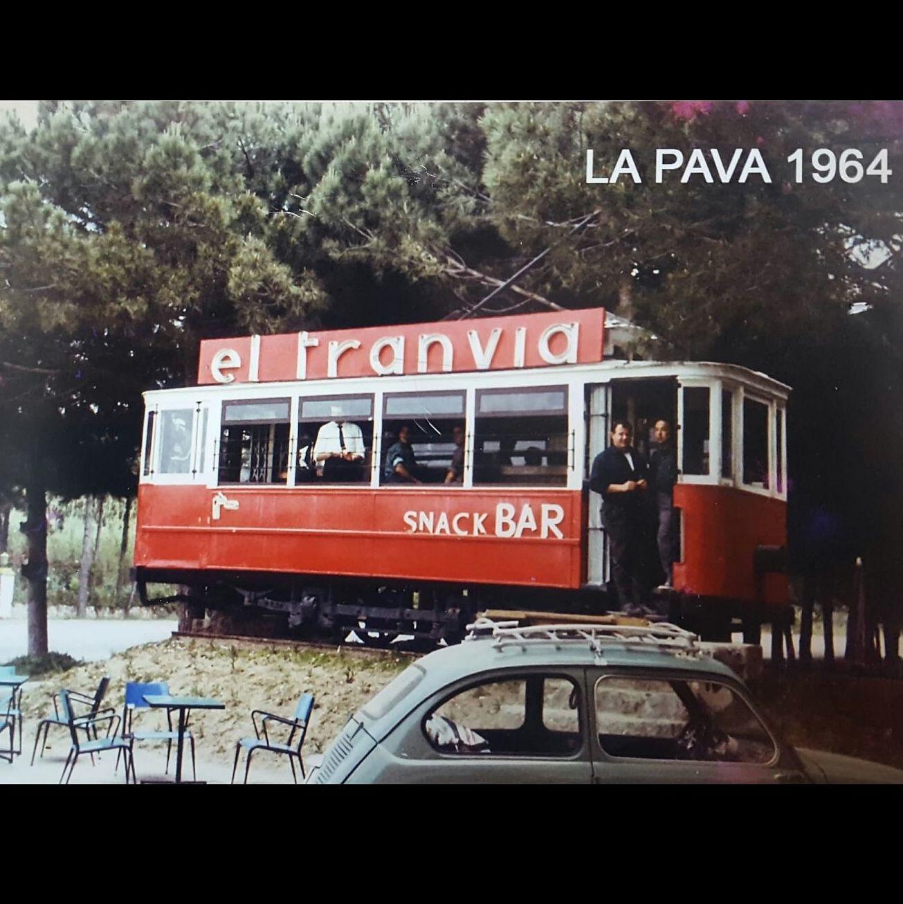 Historía Grupo La Pava