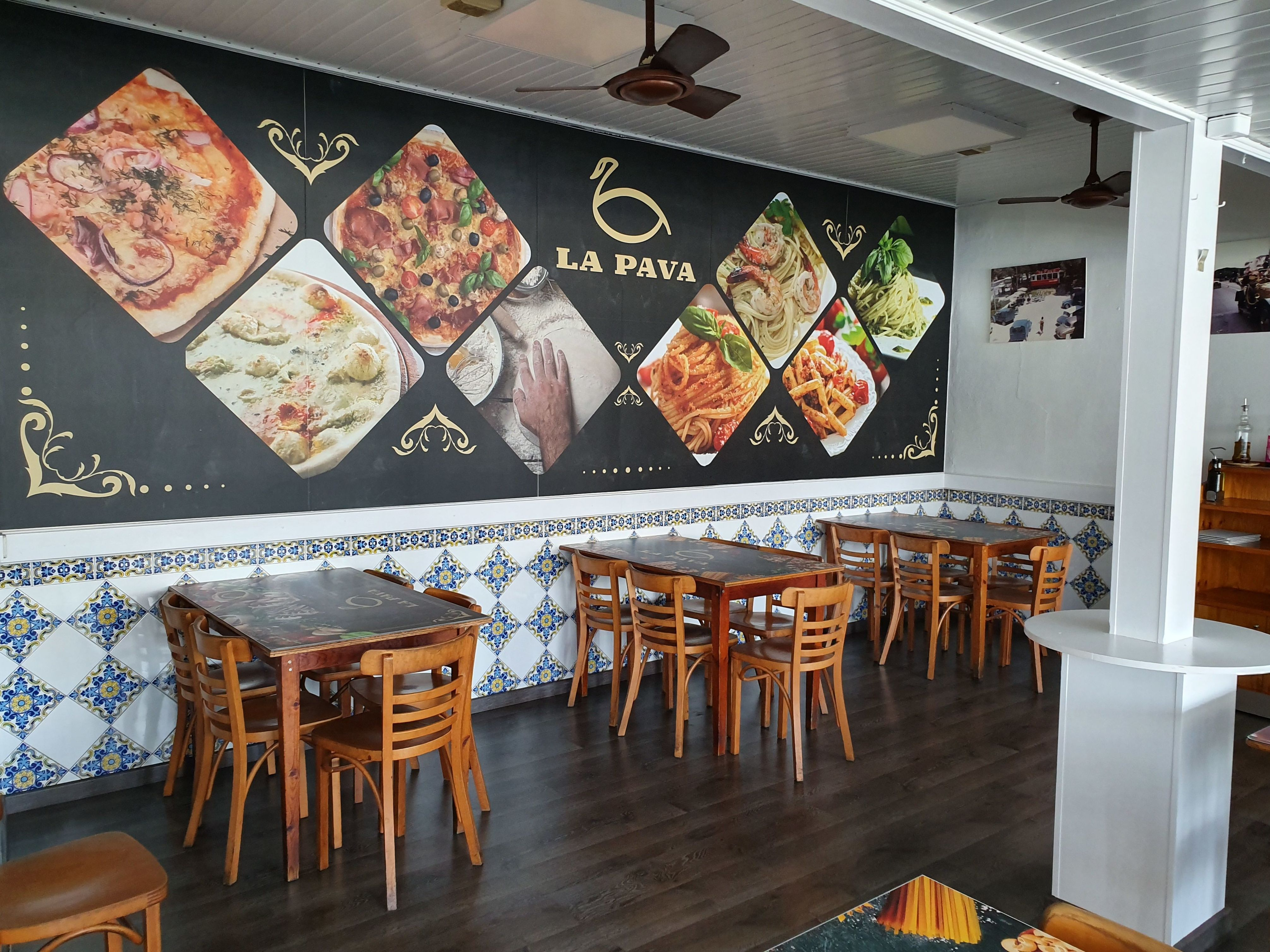 Restaurante pizzería Gavá