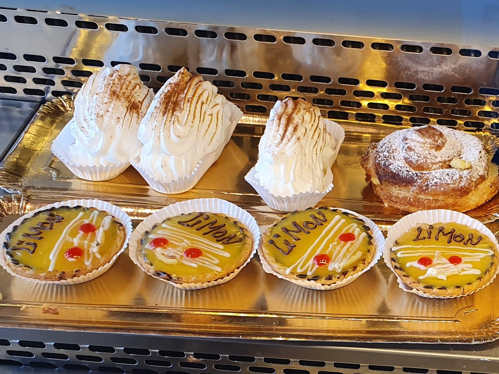 Panadería: Locales de Pizzeria La Pava