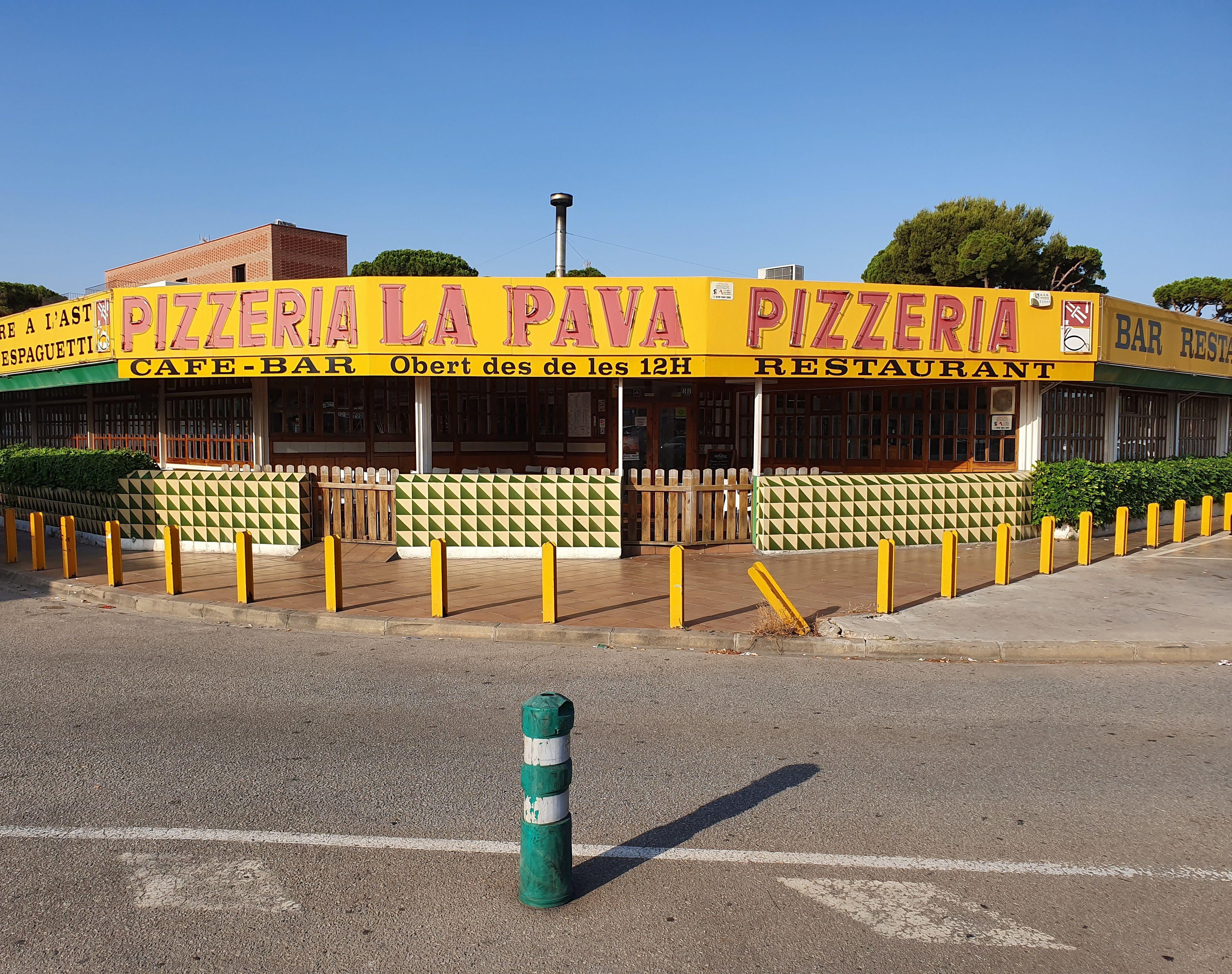 Pizzería en Gavà