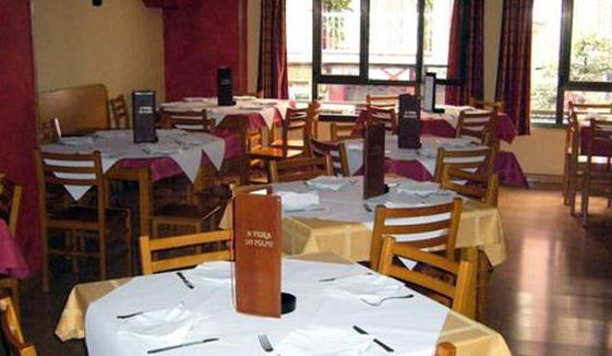Restaurante A Feira do Pulpo en Gijón
