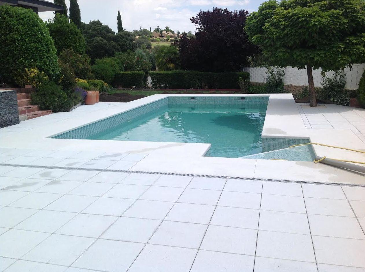 Rehabilitación de piscinas en  en Madrid