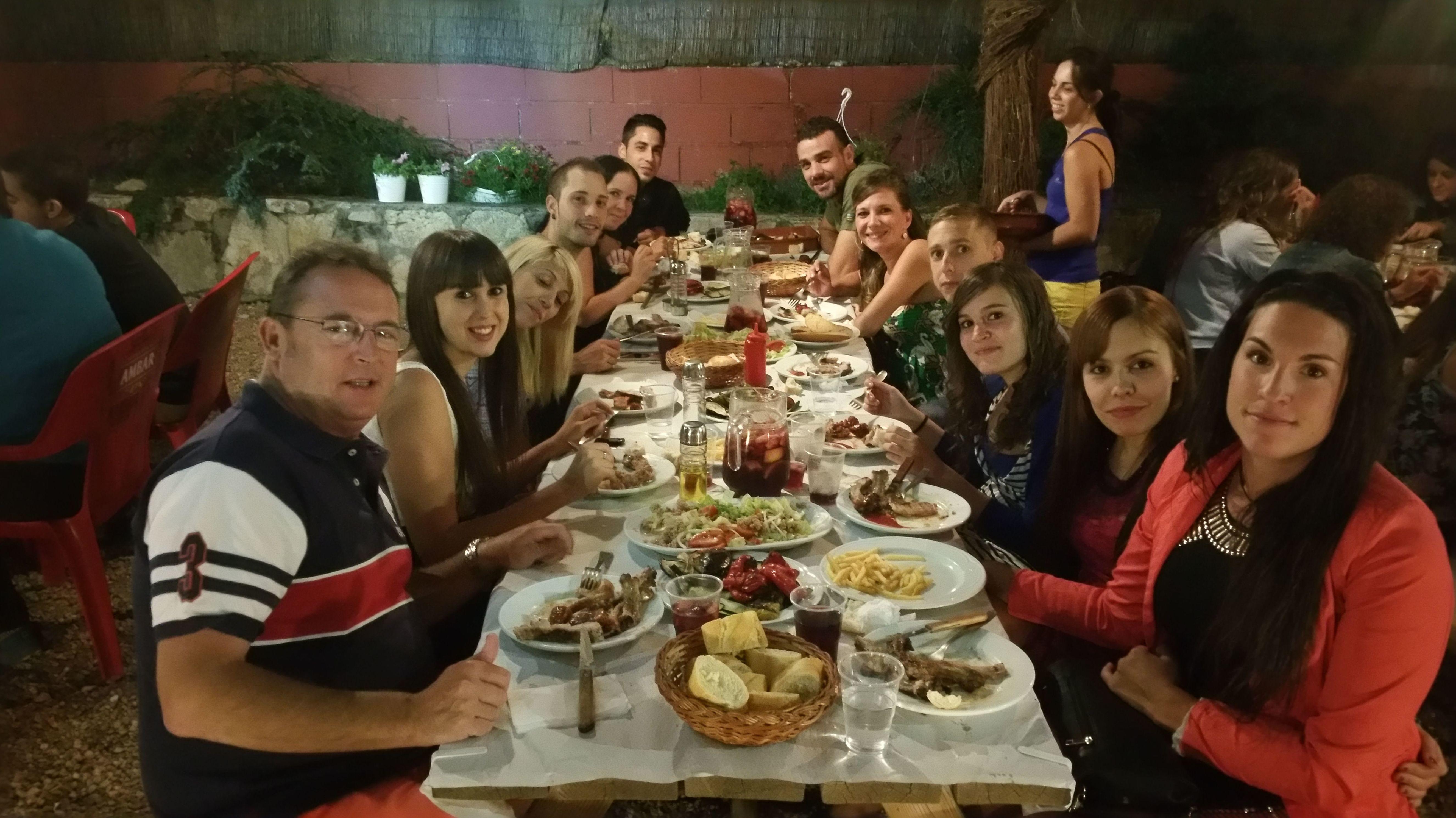 15 Diciembre  Cena Navidad de Socios.  : CALENDARIO DE ACTIVIDADES de Información