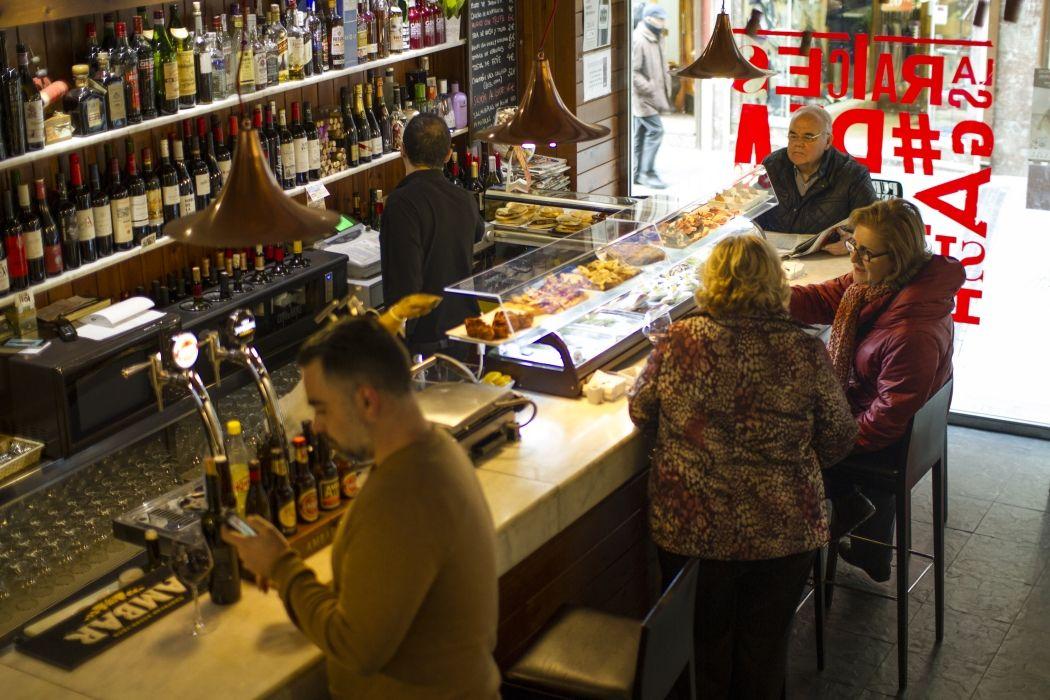Bar para tomar el vermú en Teruel