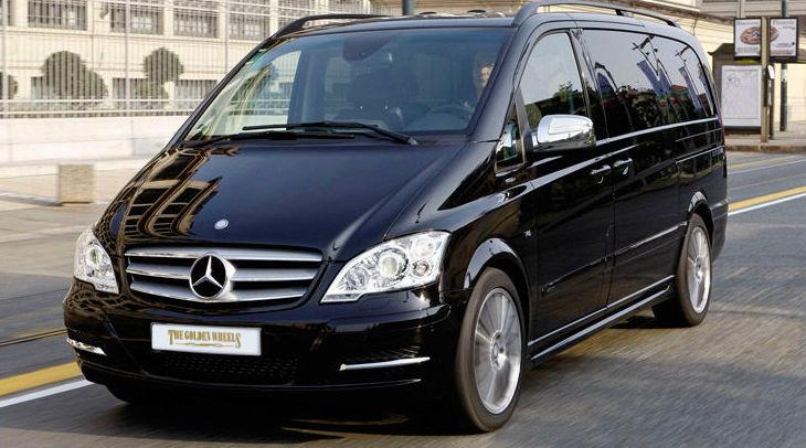 Alquiler de vehículos monovolumen en Barcelona