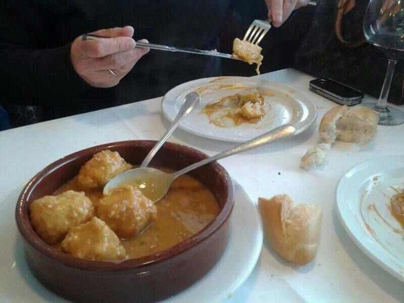 Foto 19 de Cocina marinera en  | Restaurante Los Peñucas