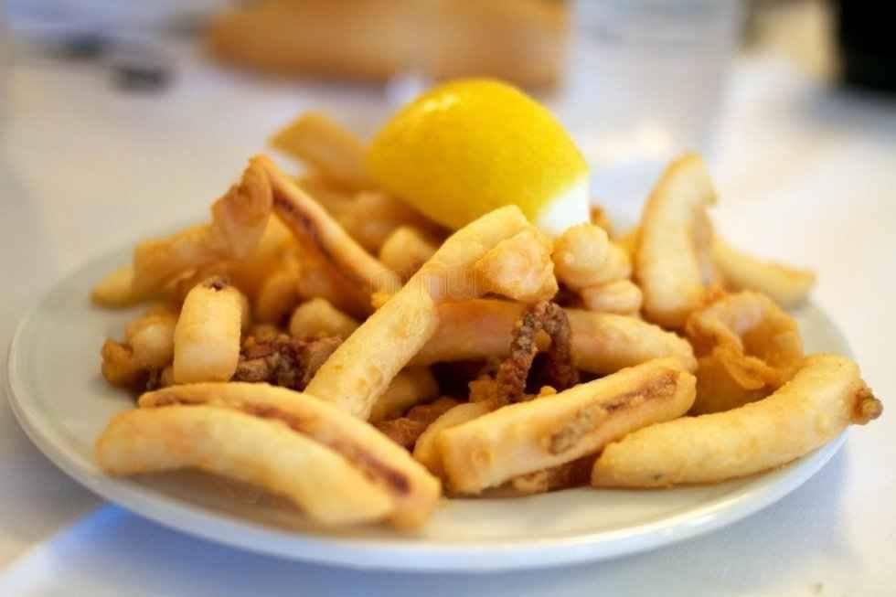 Foto 10 de Cocina marinera en  | Restaurante Los Peñucas