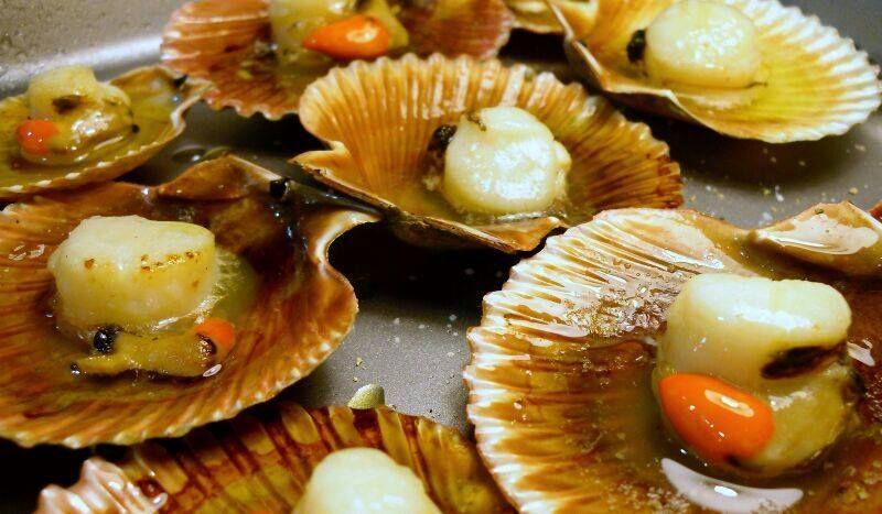 Foto 8 de Cocina marinera en  | Restaurante Los Peñucas