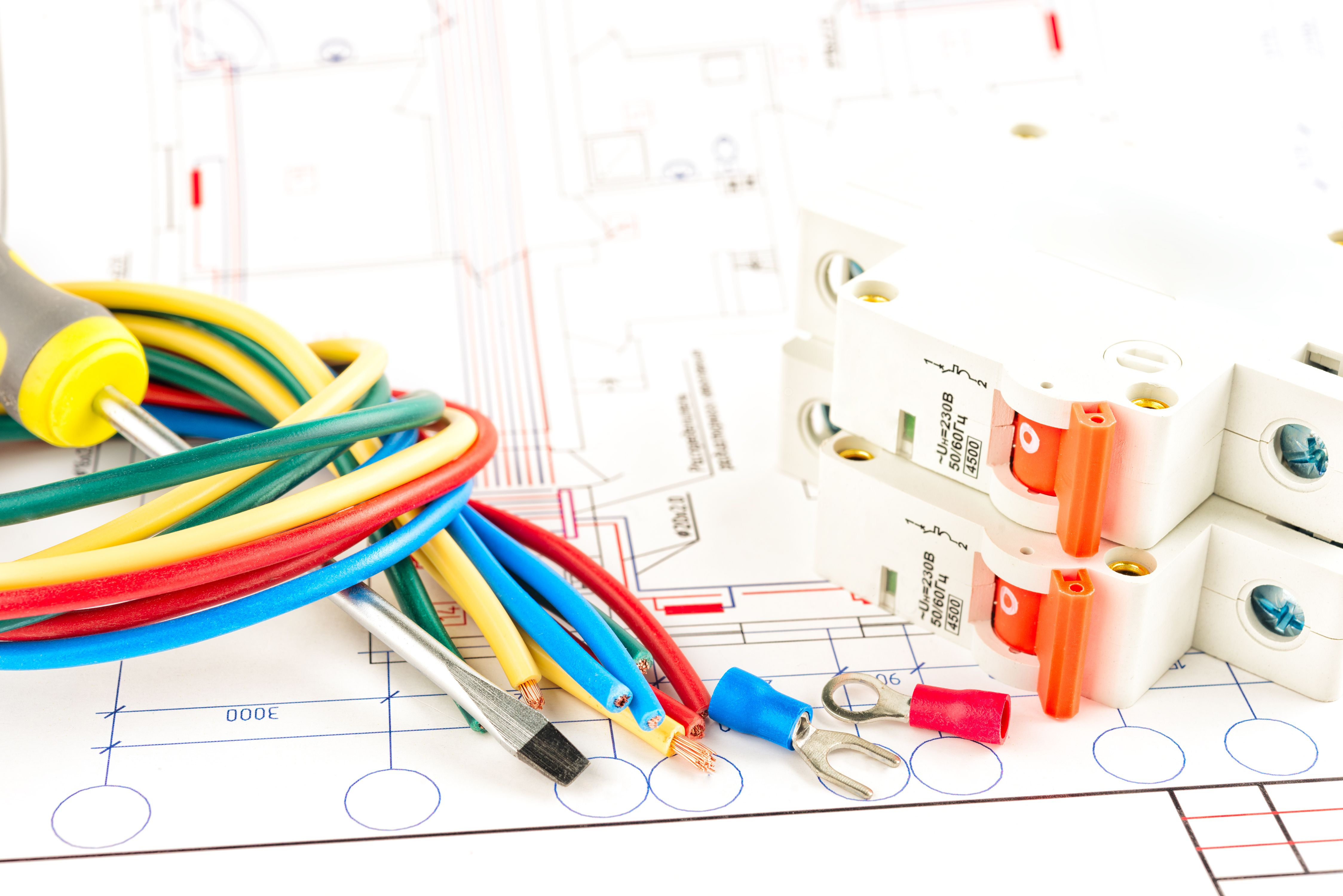 Montajes eléctricos en Vallecas