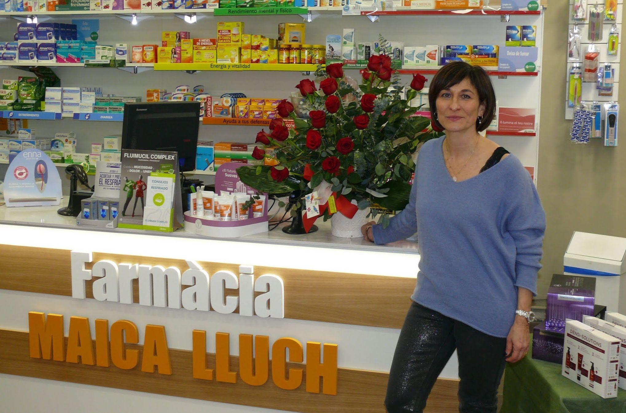Foto 1 de Farmacias en Vilanova del Vallès | Farmàcia Maica Lluch