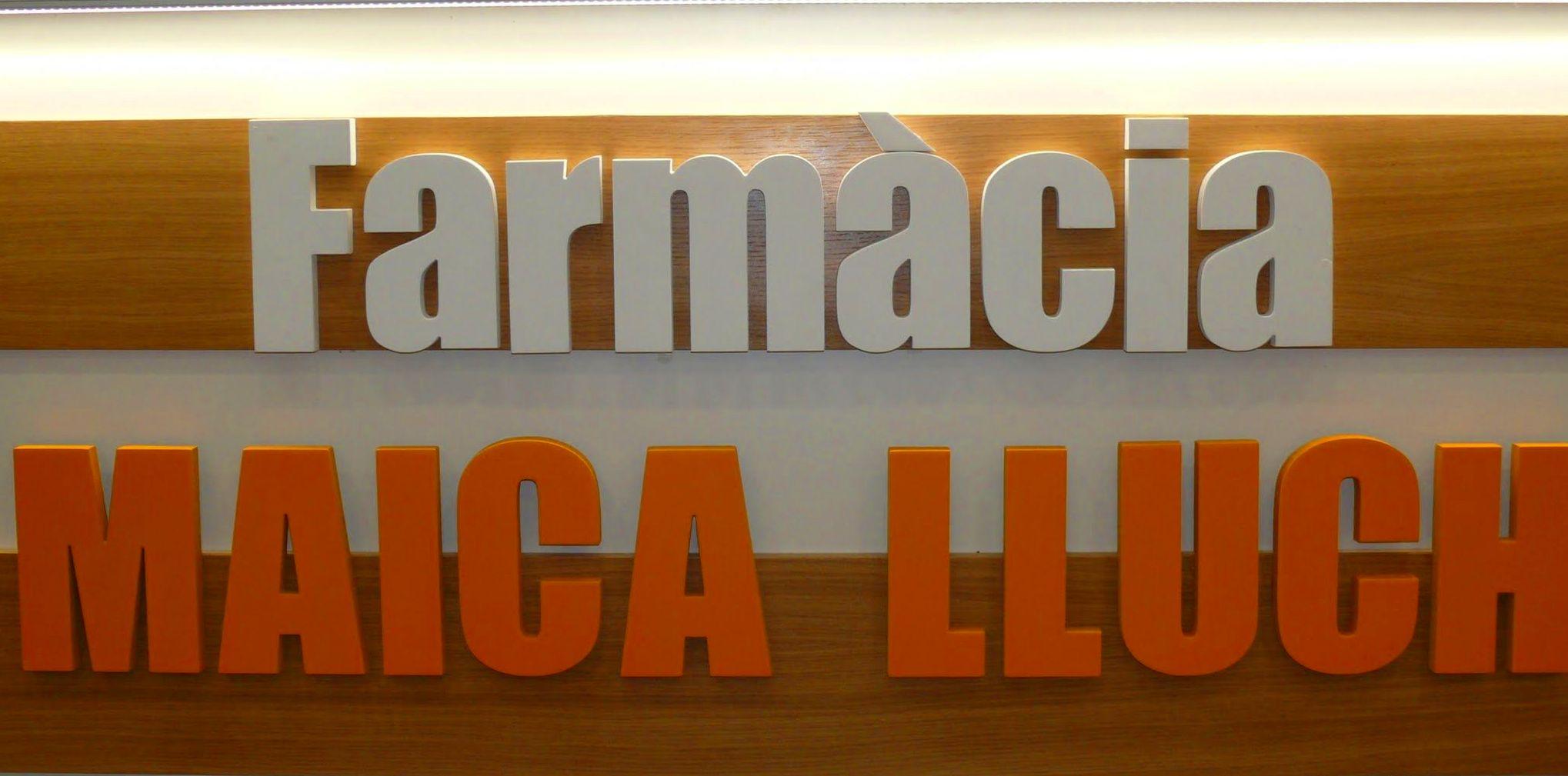 Foto 2 de Farmacias en Vilanova del Vallès | Farmàcia Maica Lluch