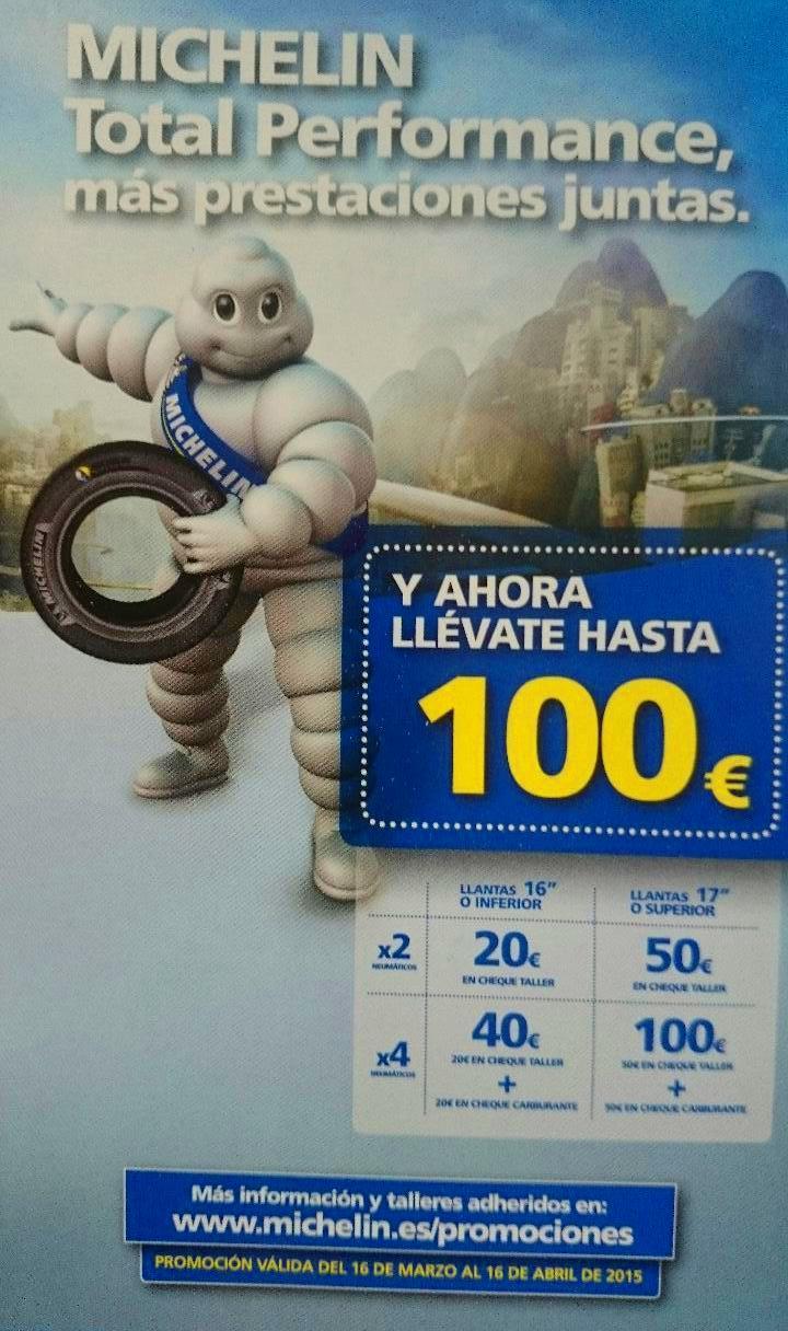 Michelin oferta