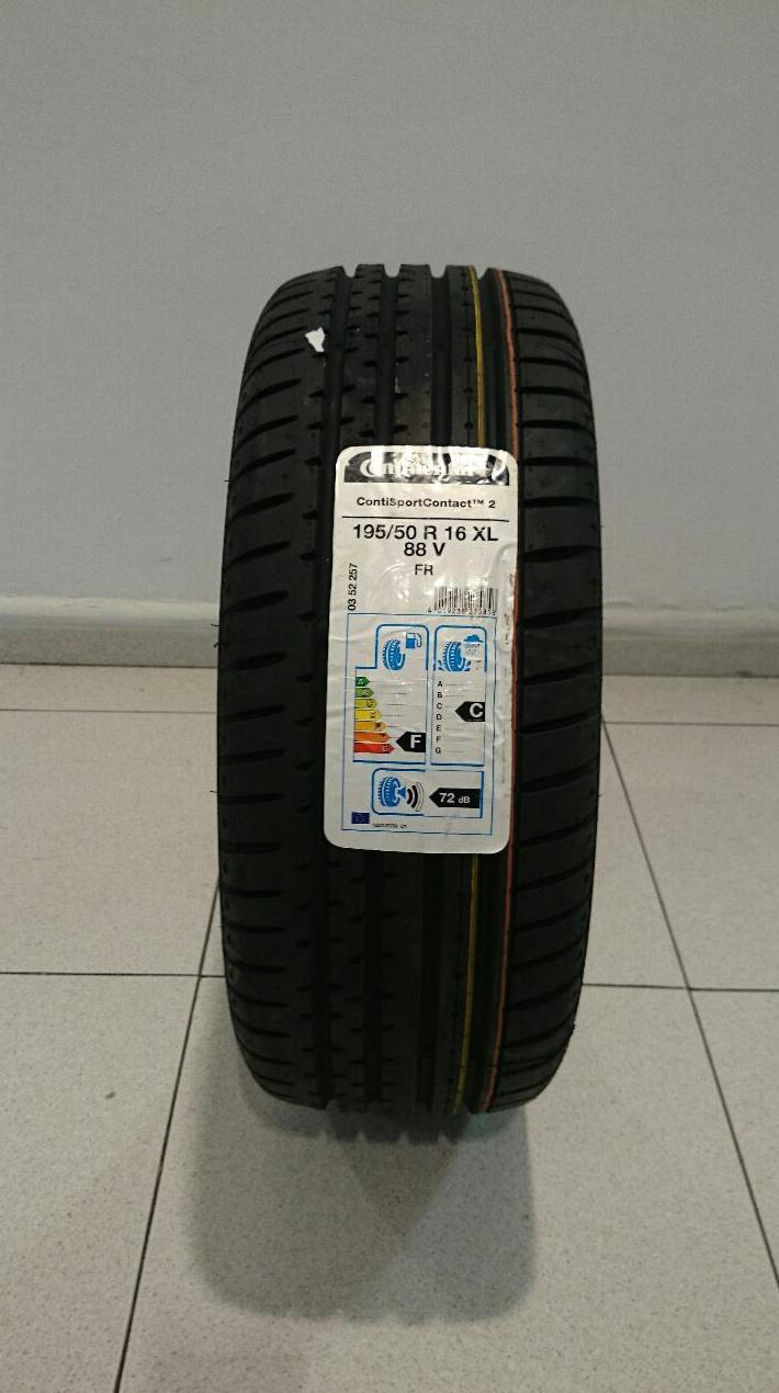neumáticos precio coste