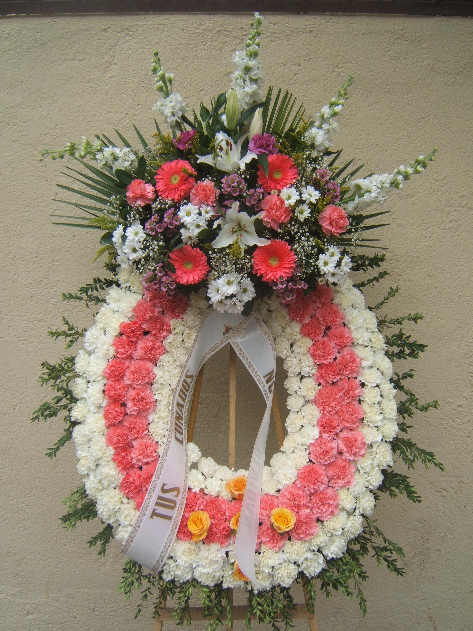 Corona funeral Madrid centro