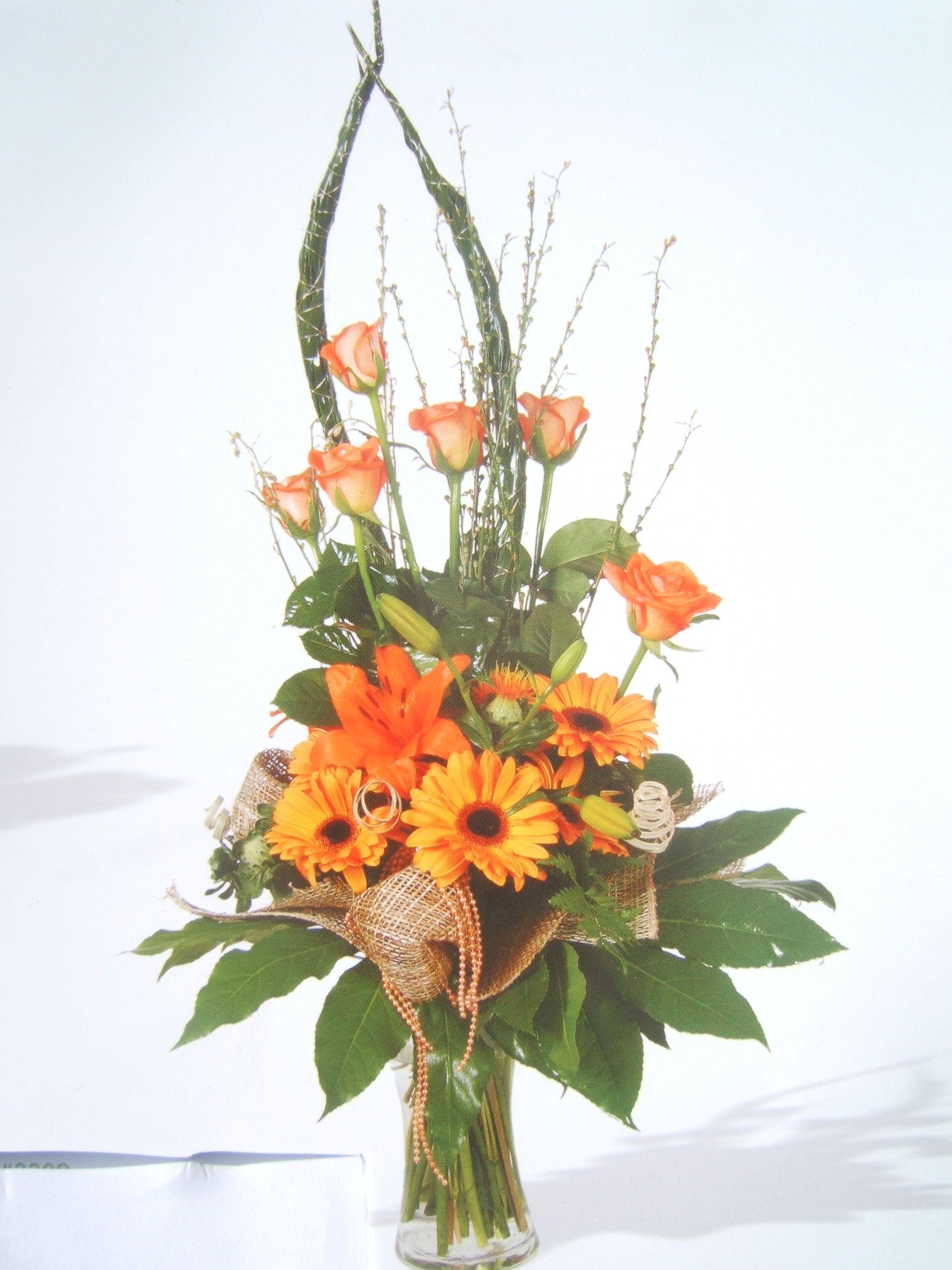 Ramo clásico: Catálogo de flores y plantas de Floristería Pétalos
