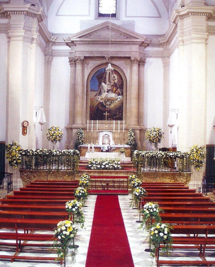 Decoracion de iglesias en Madrid centro