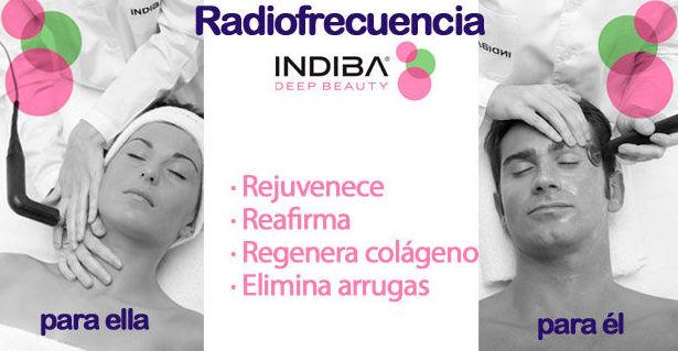 Radiofrecuencia Facial Indiba en Las Palmas