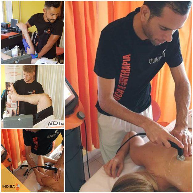 Expertos en fisioterapia deportiva en Las Palmas