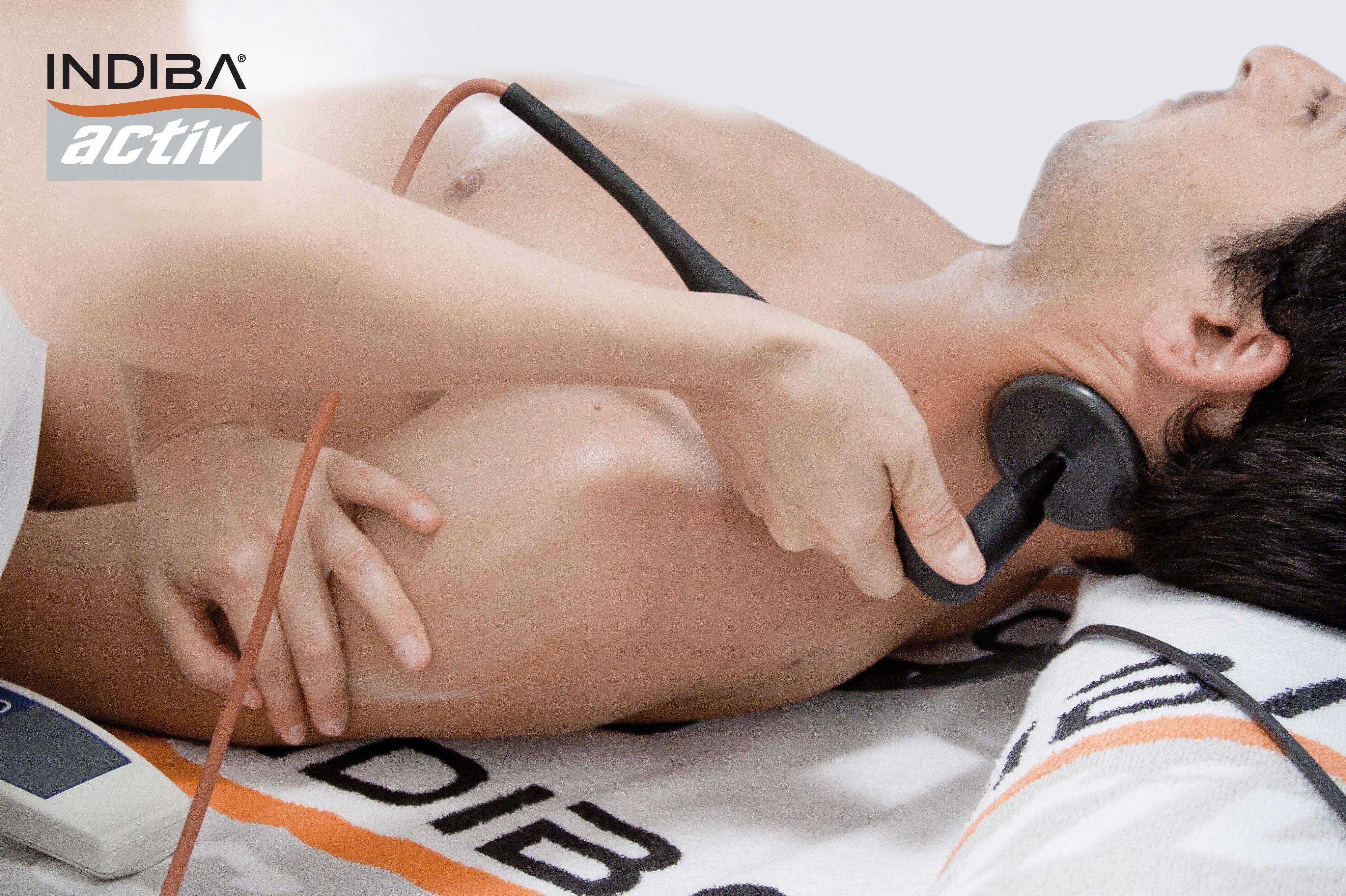 Indiba® activ: Tratamientos y Terapias de Ciudad Alta
