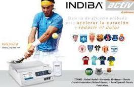 Fisioterapia Deportiva en Las Palmas INDIBA Activ