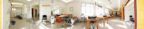 Area Rehabilitación