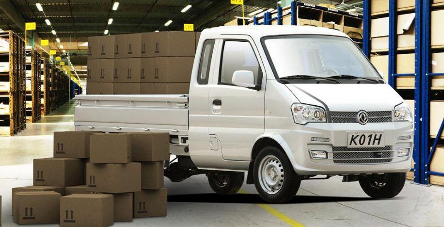 Pick Up K01H: Vehículos de AutoPreu S.L.