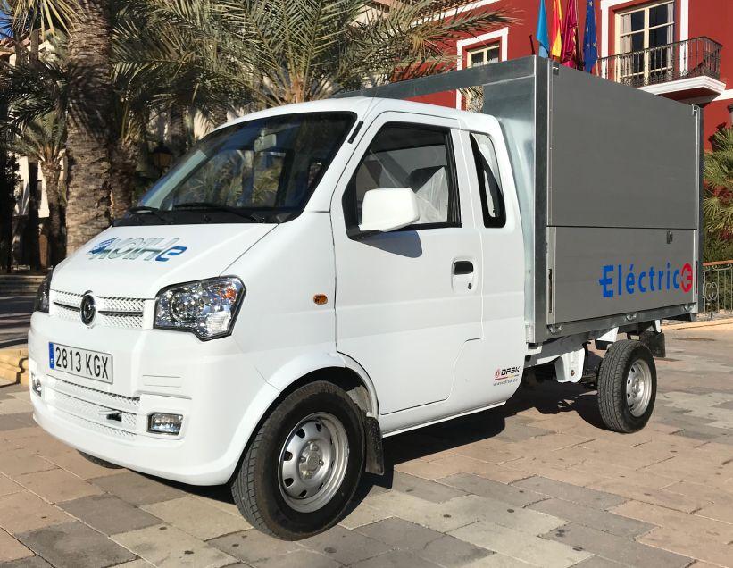 Nuevo K01HE. Eléctrico: Vehículos de AutoPreu S.L.