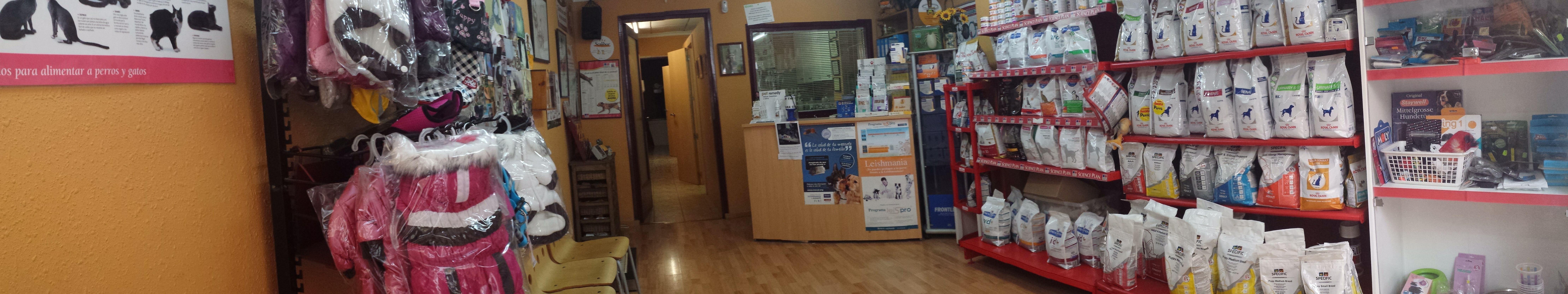 Foto 2 de Veterinarios en Calp | Centro Veterinario Ifach