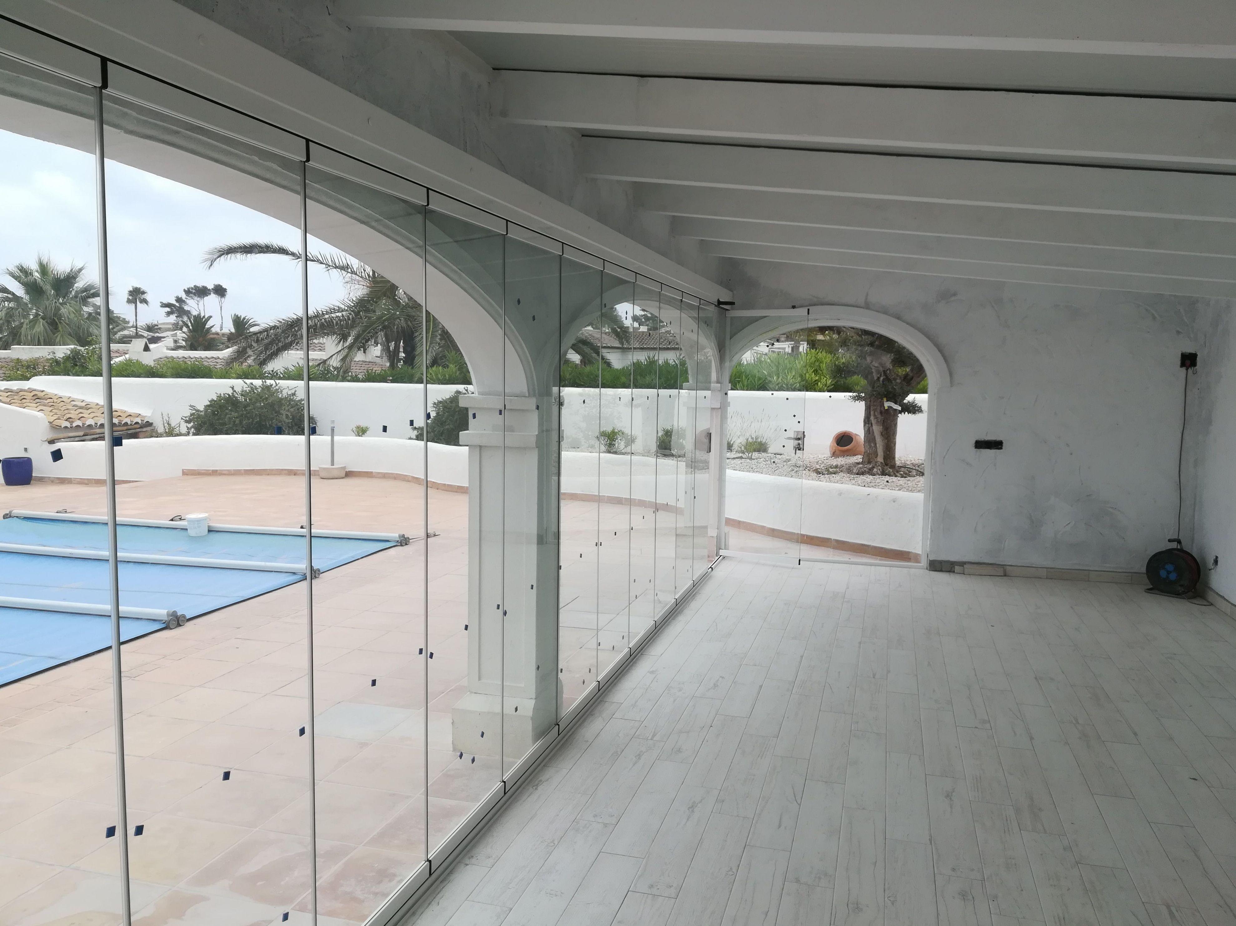 Foto 12 de Carpintería de aluminio, metálica y PVC en  | VICENTE MARZAL ARBONA .