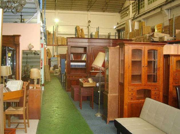 Recogida y venta de muebles nuevos y usados en La Rioja