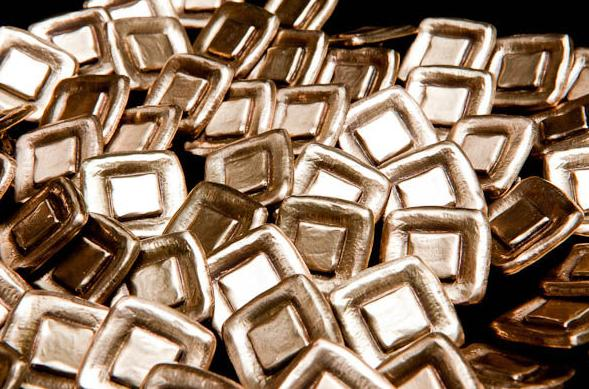BAÑO DE ORO ENVEJECIDO: Productos de Acabados Ortiz, S.L.