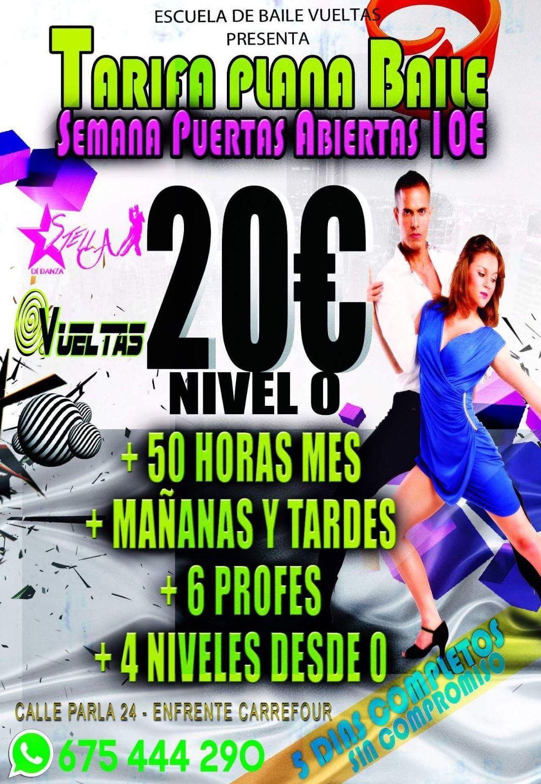 3ca1311fd28f Ofertas clases bailes latinos Parla