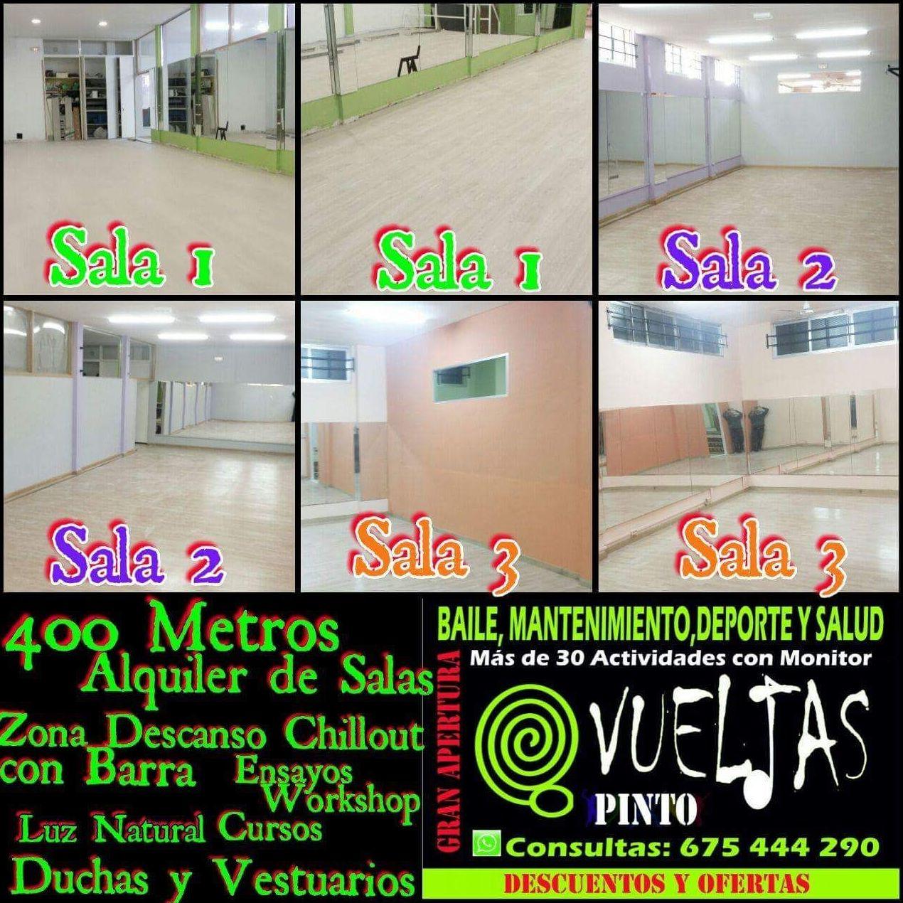8d1befeae2a9 Escuela de bailes latinos zona sur de Madrid