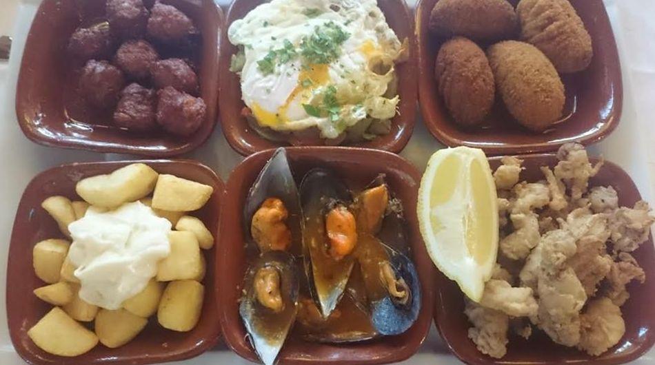 Foto 9 de Restaurante de cocina tradicional en Gerona en Lloret de Mar | Cantarradas