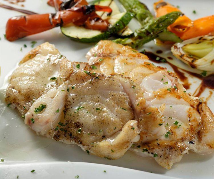 Excelente pescado en nuestros platos
