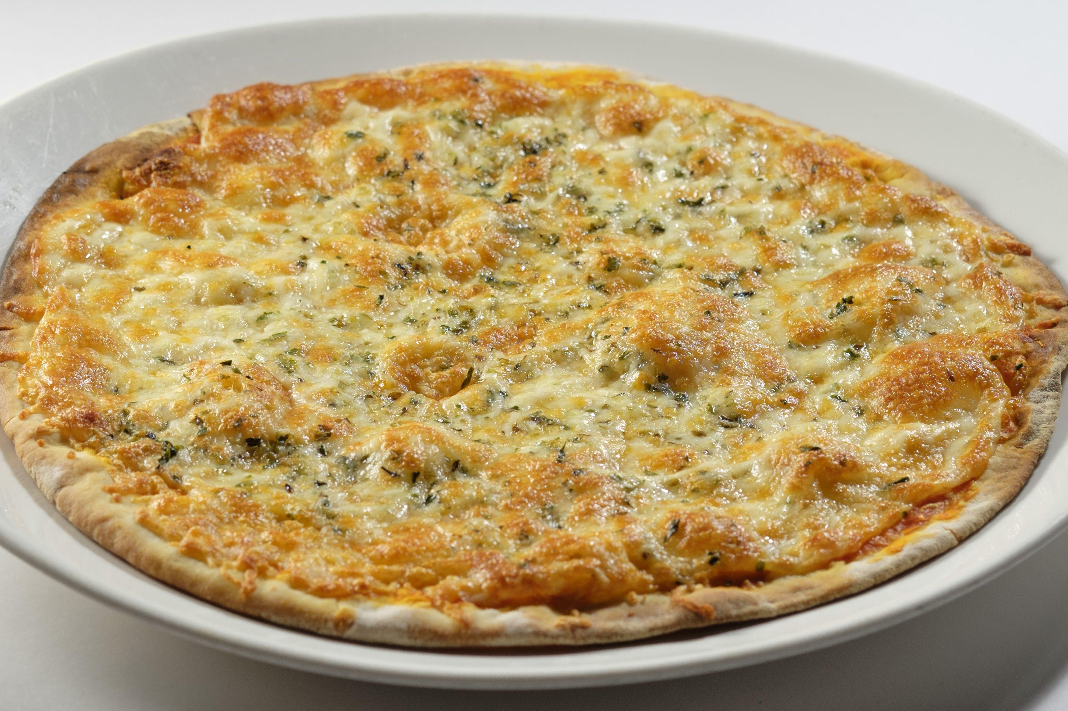 Pizza Margarita en Lorret de Mar - Restaurante Cantarradas