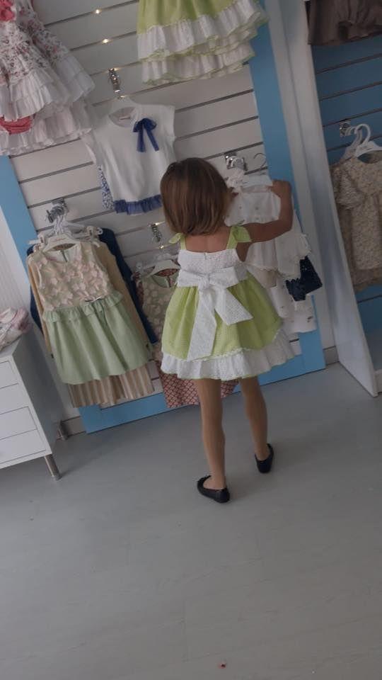 Ropa de niñas en Aguadulce