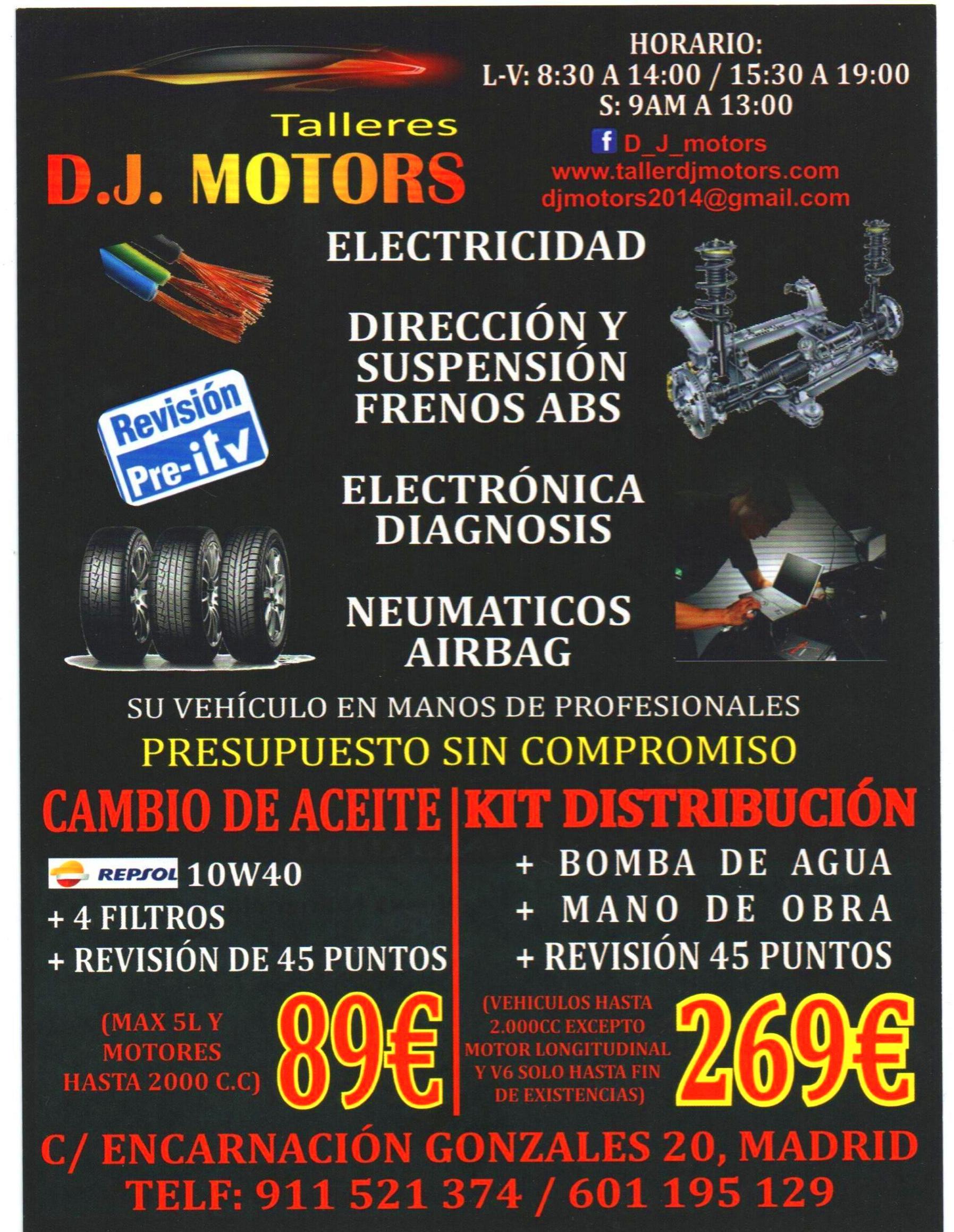 !!!Ofertas!!!: Servicios de Dj Motors