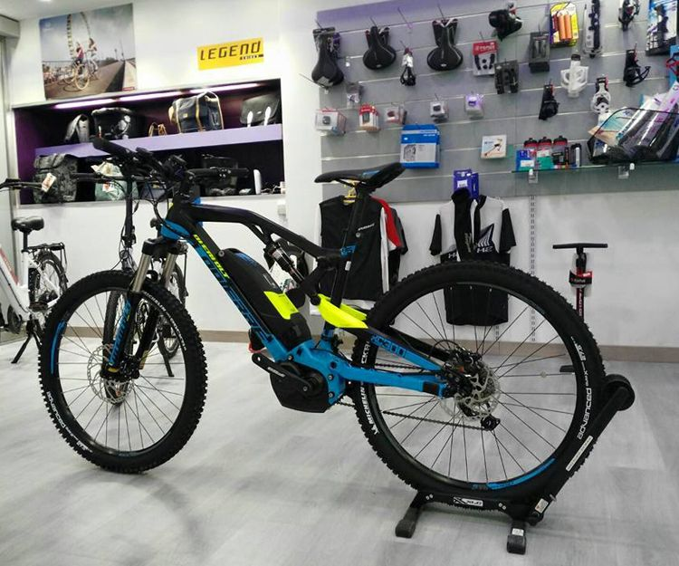 Material para bicicletas en Lleida