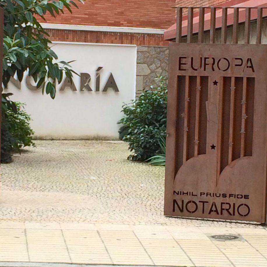 Copias  : Nuestros servicios de Notaría de Luis Plá Rubio