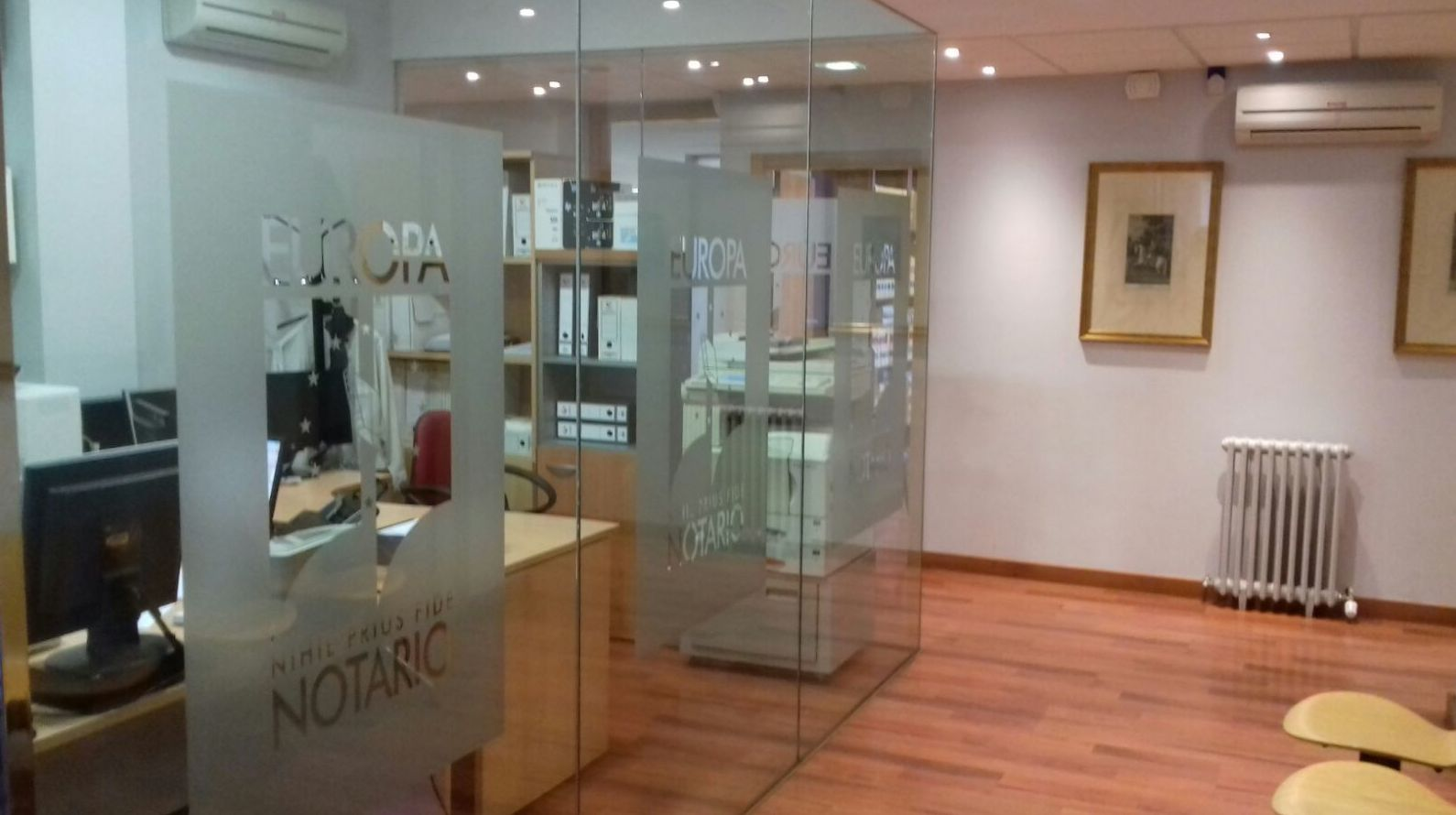 Foto 3 de Notarías en Badajoz | Notaría de Luis Plá Rubio