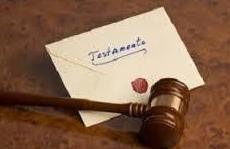 ¿Qué tengo que hacer para cambiar un testamento hecho ante notario?