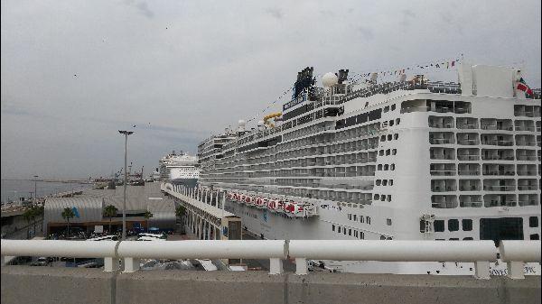 Traslados puerto de Barcelona: Servicios de Taxi Juan Carlos